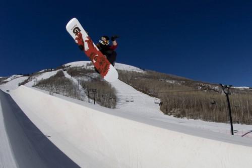 Park City Snowboarder
