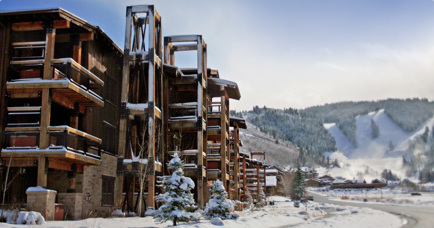 Silver Baron Lower Deer Valley Park City Real Estate