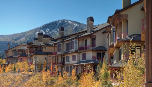 VINTAGE ON THE STRAND CANYONS PARK CITY REAL ESTATE LUXURY SKI CONDOS FOR SALE