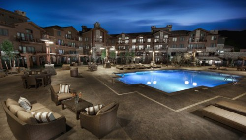 WALDORF ASTORIA CANYONS PARK CITY REAL ESTATE LUXURY SKI CONDOS FOR SALE