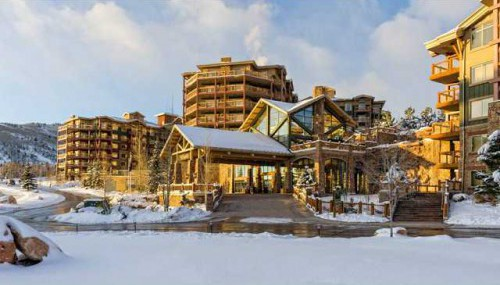 WESTGATE HOTEL CANYONS PARK CITY REAL ESTATE LUXURY SKI CONDOS FOR SALE