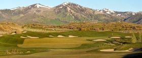 Tuhaye Talisker Park City Golf Real Estate